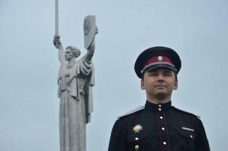Я киевлянин. Я защищаю Донбасс.