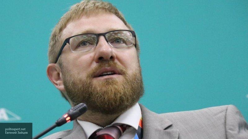 Малькевич требует от ООН осудить американскую агрессию в Сирии