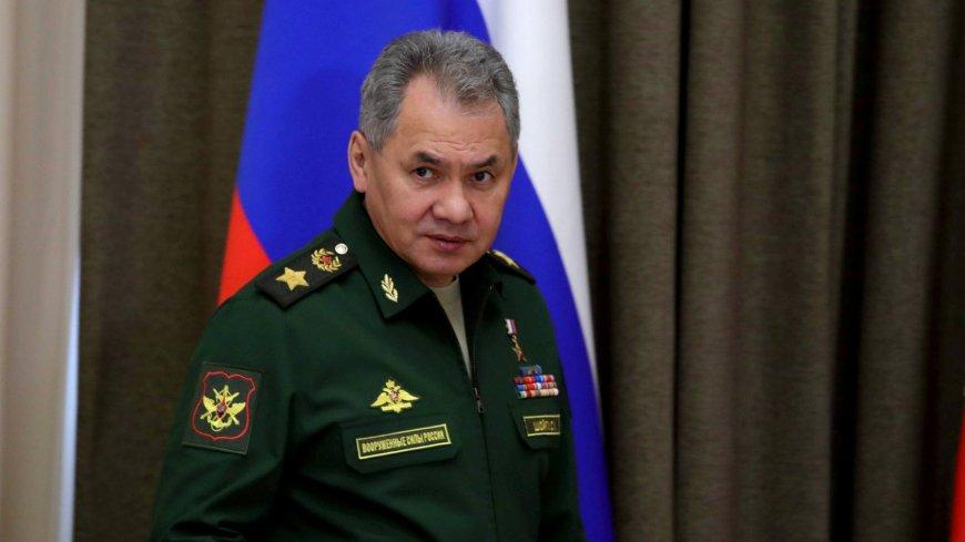 Шойгу рассказал о темпах роста российского военного присутствия в Арктике