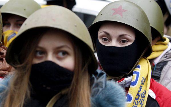 Я была уверена - если не отстоим Донецк, Путин уже к новому году будет в Киеве
