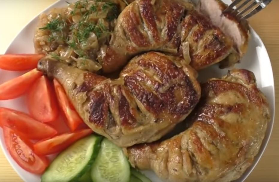 Мясо со вкусом шашлыка: готовим на сковороде