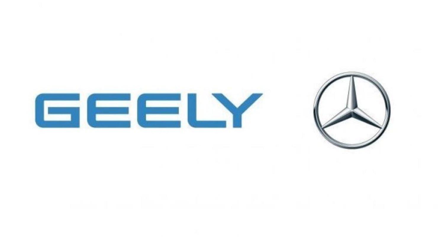 Компании Geely и Mercedes-Benz представят концепт электрического кросса Smart Автомобили