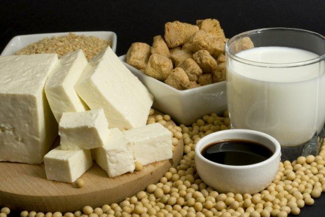 Соя для снижения холестерина