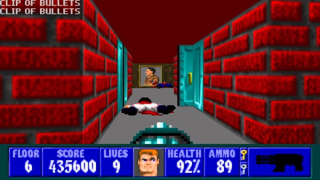 Wolfenstein 3D: Episode 3 – 10-й этаж