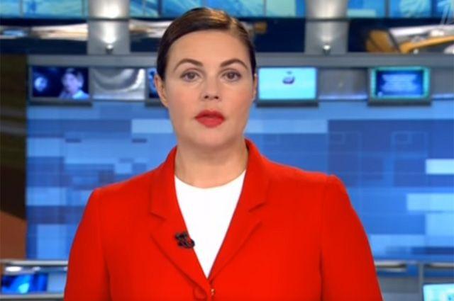 Андреева прокомментировала сообщения об уходе из «Времени»