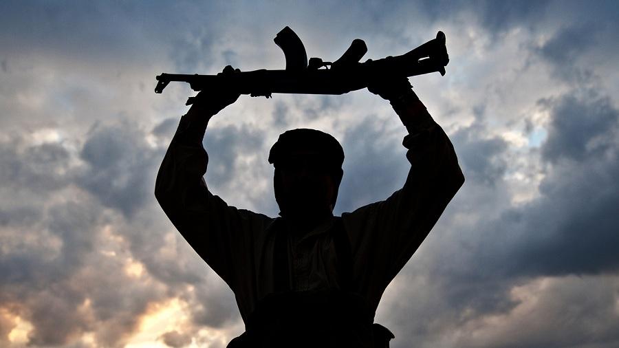 Террористы бегут. Ракка прев…