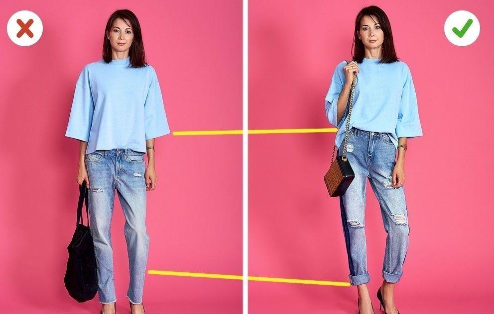 10 приёмов скорректировать маленький рост одеждой, фото № 3