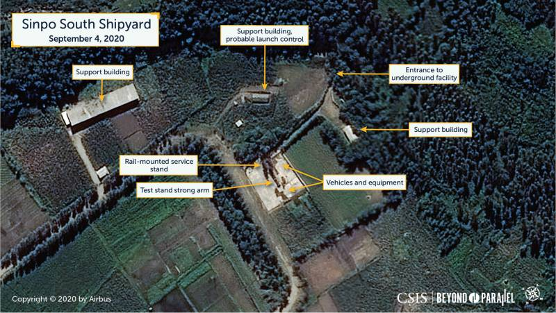 КНДР готовит запуск баллистической ракеты «Пуккыксон-3» ракеты, время, «Пуккыксон3», «Полярная, Синпхо, показывает, перспективной, Beyond, будет, пуска, несколько, возможность, ближайшее, нескольких, могут, подлодки, Parallel, сентября, завода, запуск