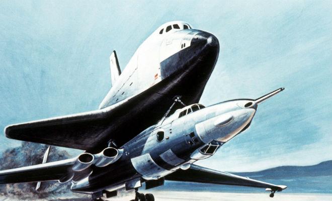 Секретные самолеты СССР для перевозки огромных объектов