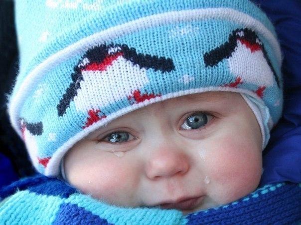 5 самых надежных способов победить детские слезы