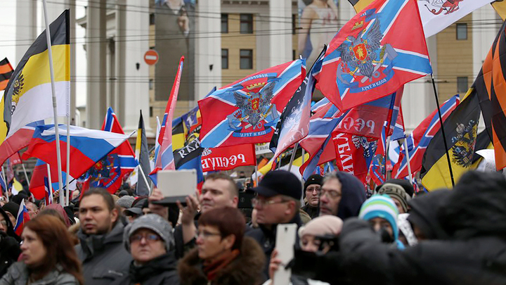 """Донбасс – незаживающая рана: """"Россию надлежит изматывать"""" россия,украина"""