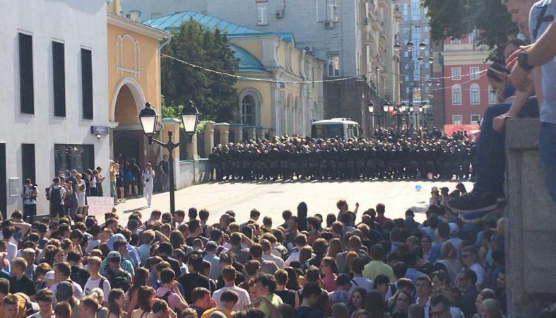 Что показали субботние протесты в Москве