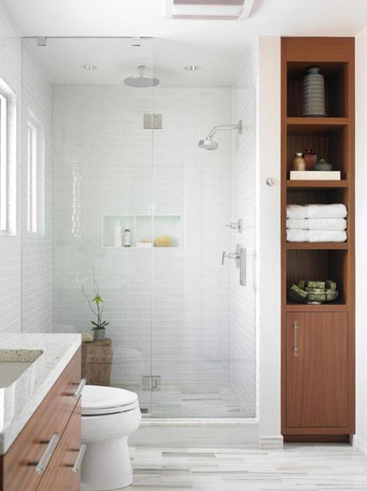 Интерьер ванной от Beth Kooby Design