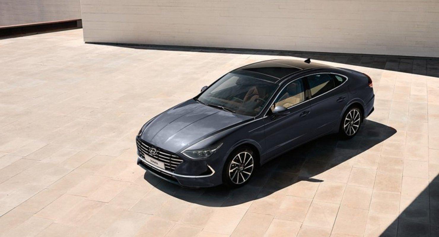 Продажи новых автомобилей Hyundai в России снизились на 4% по итогам февраля 2021 года Автомобили