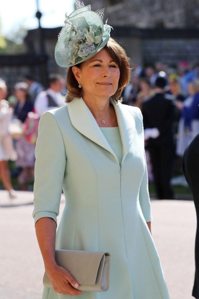 Мать герцогини Кейт: стиль Кэрол Миддлтон знаменитости,Кэрол Миддлтон,мода и красота,стиль