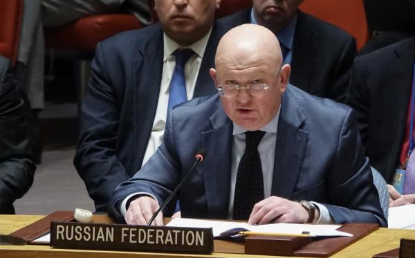 """Видео дня. Русские громят Запад в ООН: """"Ультиматумы Лондона мы считаем ничтожными!"""""""