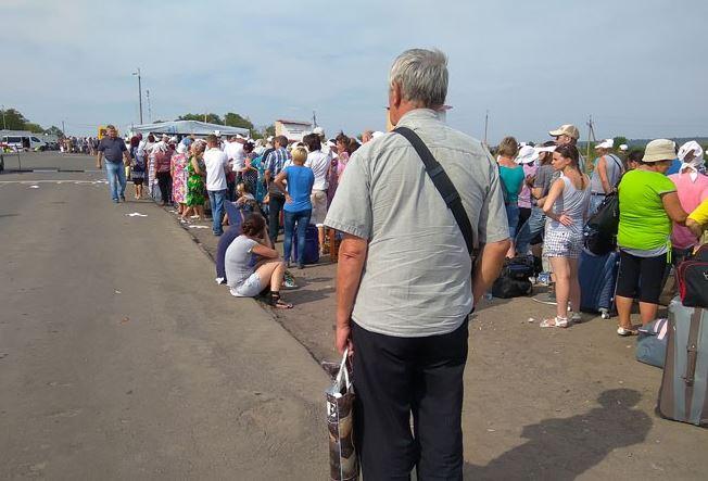 Украинцы готовятся к массово…
