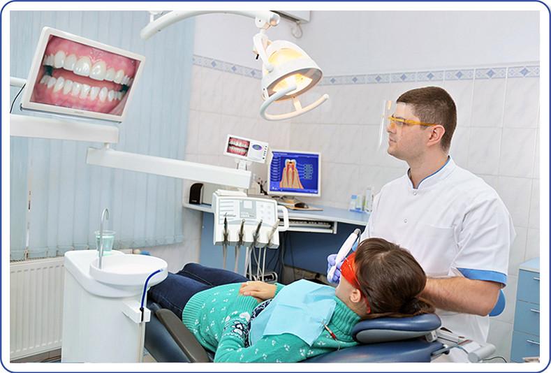 Зубы: Впечатлительным просьба не заходить!