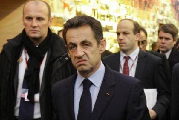 Николя Саркози арестован за …