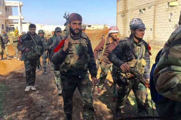 В Сирии уничтожены убийцы российского пилота СУ-25