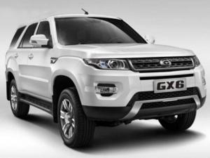 Внедорожник Gonow GX6 и пикап GP150 выходят на китайский рынок