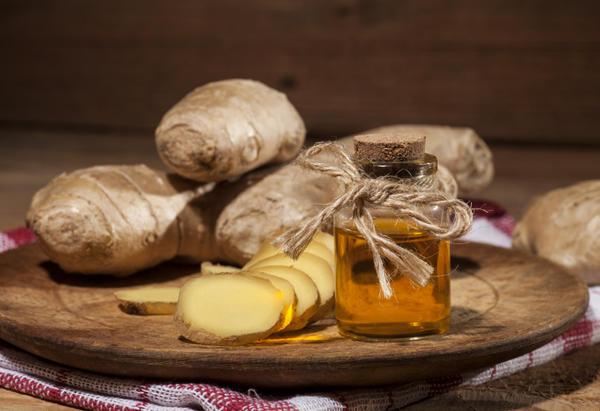 Масло имбиря поможет укрепить память