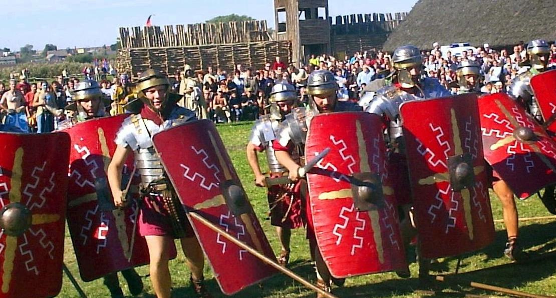 Жестокость во имя Рима. Как военная дисциплина и произвол командиров уживались в римских легионах история