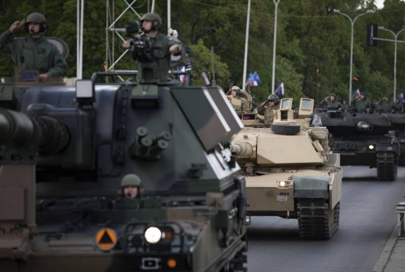 «Да, против России»: Пентагон назвал цели перегруппировки войск в Европе Новости