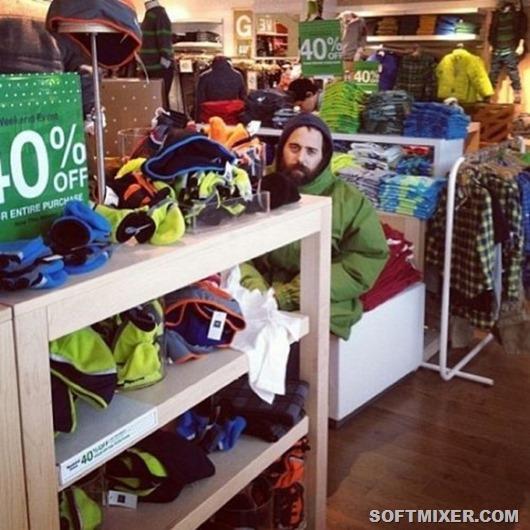 Почему мужчин не стоит брать с собой в магазин