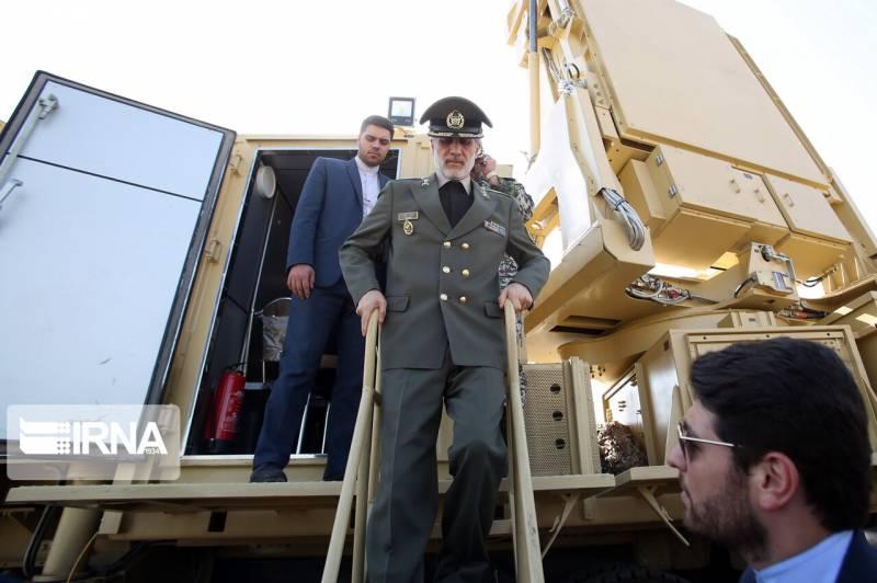 ЗРК «Хордад-15». Новый военно-политический инструмент для Ирана