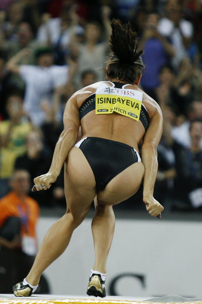 За что мы любим женский спорт фото
