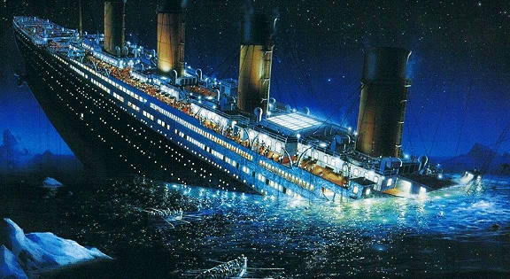 Москва – город Титаник, чей айсберг еще впереди