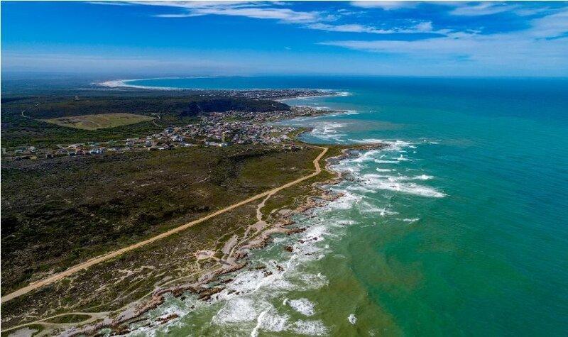 Мыс Игольный (Cape Agulhas) – самая южная точка Африки. африка, мыс, океаны