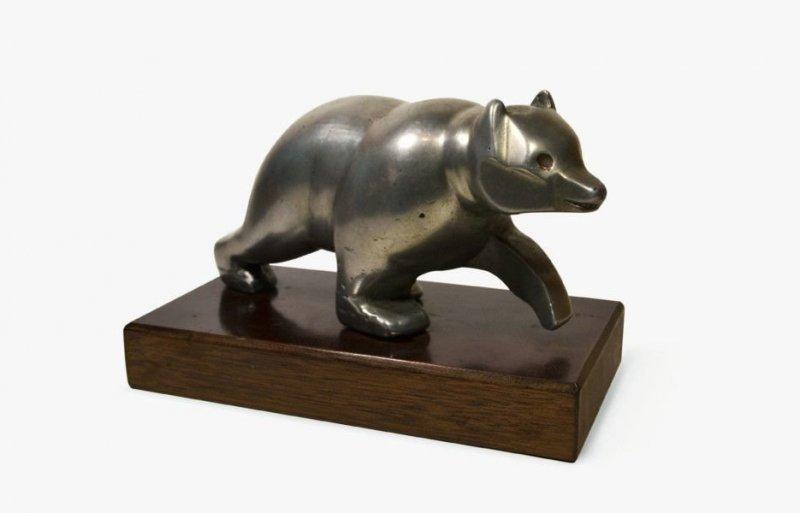 Почему оленя на капоте Волги знают все, а о медведе не знает никто авто