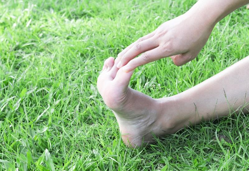 Упражнения при вальгусной деформации стопы