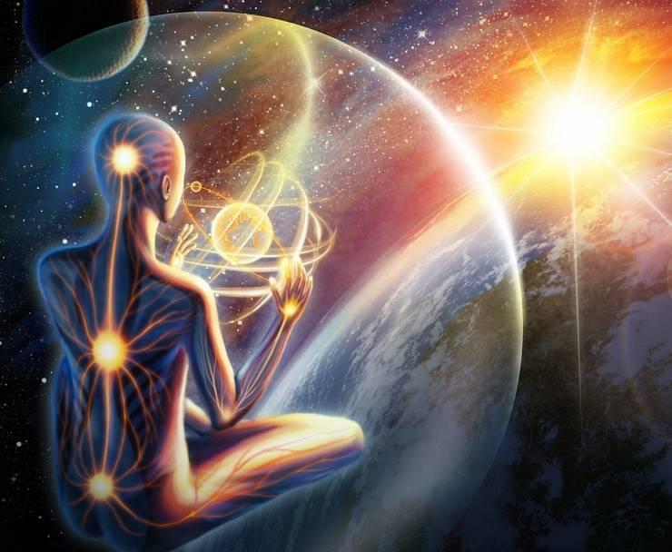 Магия трансформация сексуальной энергии эта