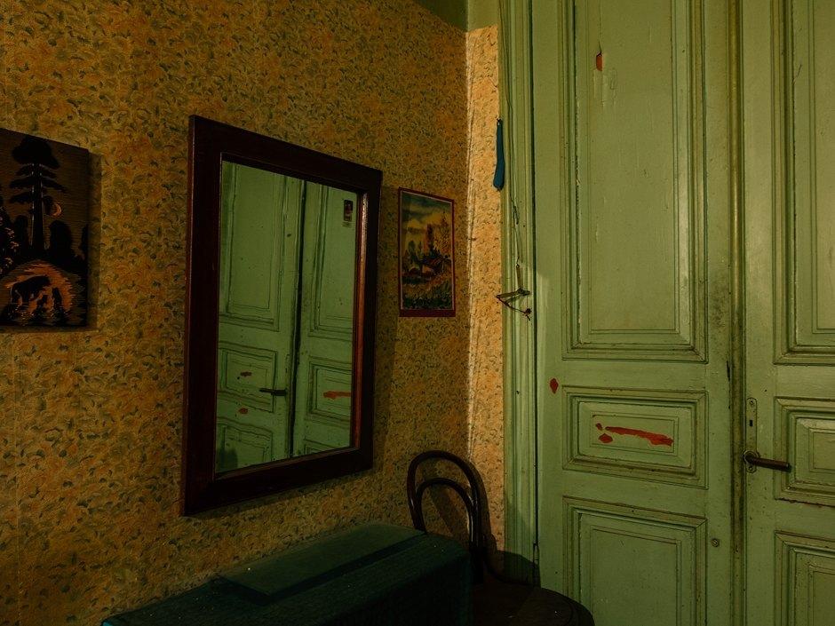 Я живу в коммуналке как во дворце