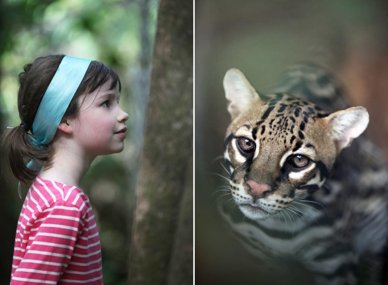 """""""Вот зачем я вожу свою 8-летнюю дочь по лесам разных стран"""""""