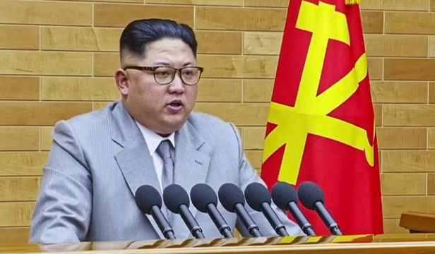 Ким Чён Ын выиграл конкурс на самое крутое новогоднее выступление среди первых лиц планеты.
