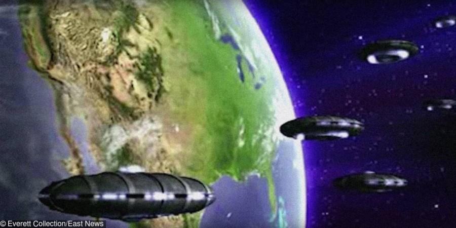 Пришельцы приняли сторону русских
