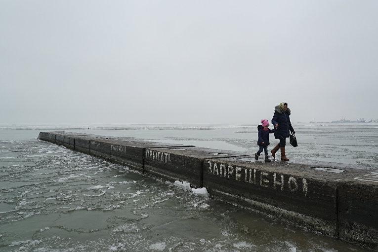 Конфликт в Азовском море: как будто это российское озеро (Süddeutsche Zeitung, Германия)