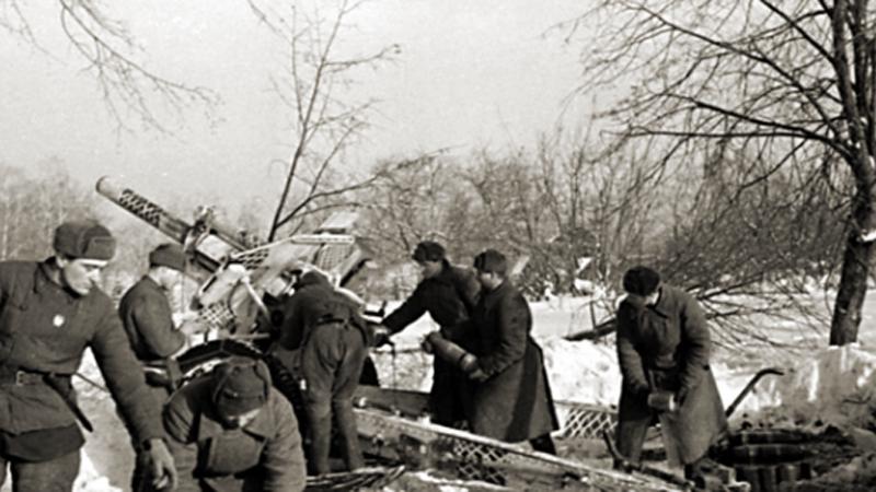 Как столица встречала солдатов Рейха