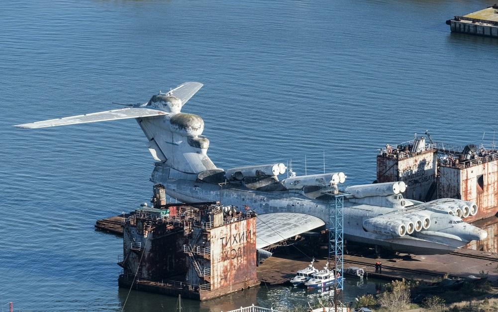 «Каспийский монстр» и «Убийца авианосцев»: Как создавалась легенда, напугавшая западную разведку