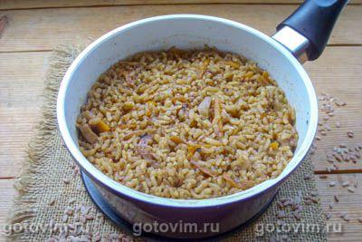 Плов из девзиры кулинария,мясные блюда,плов,узбекская кухня