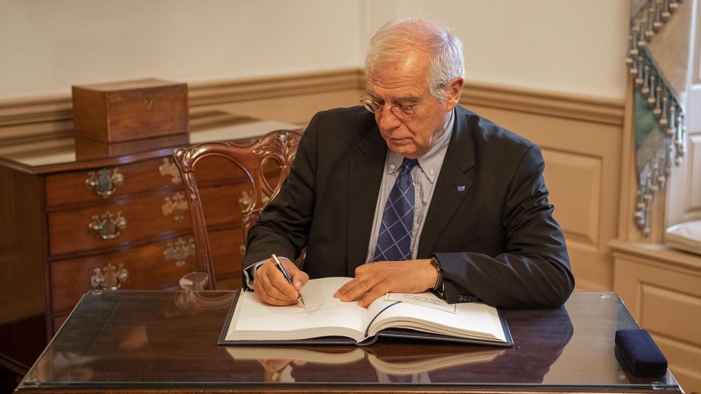 Госдума прокомментировала слова Борреля об эффективности санкций против России Политика