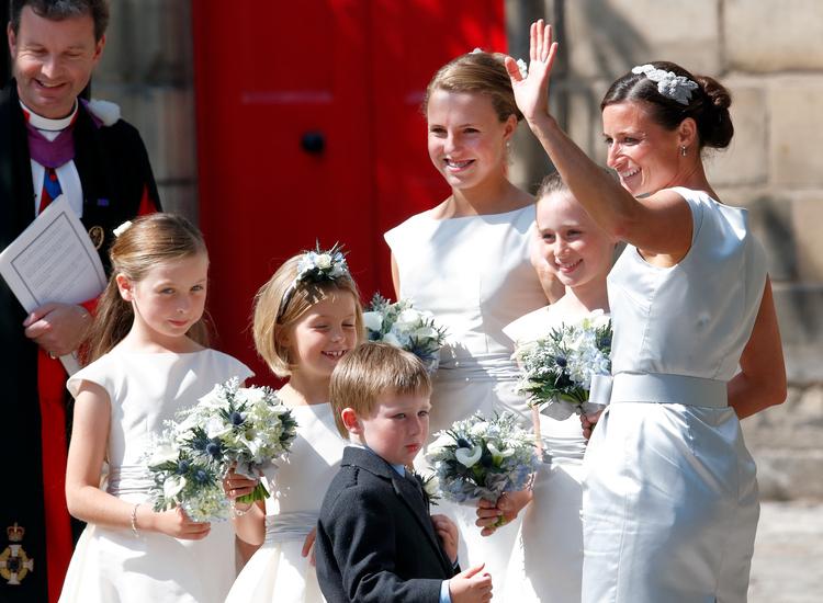 Сестра Зары Тиндалл и Питера Филлипса выходит замуж Монархи,Британские монархи