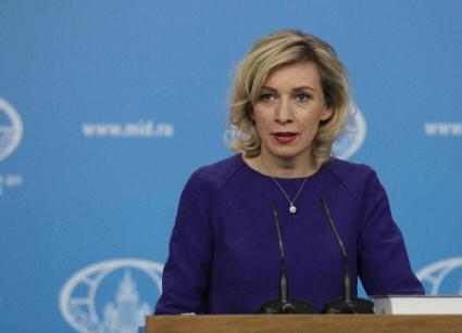 Захарова рассказала о «параде неадекватных идей» Киева