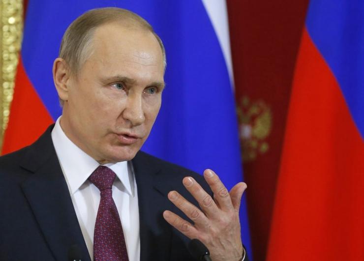Путин - не тот геополитический гений, за которого его выдает мир