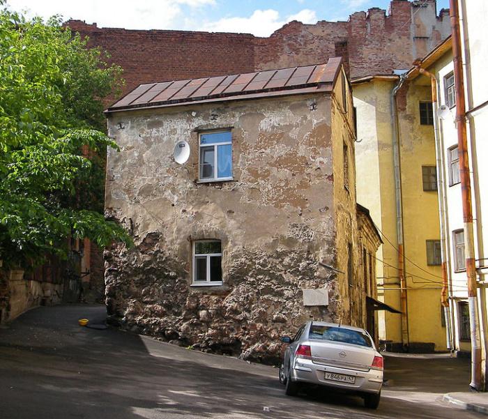 Этот дом в Выборге претендует на звание самого старого из жилых зданий в нашей стране. /Фото:wikipedia.org