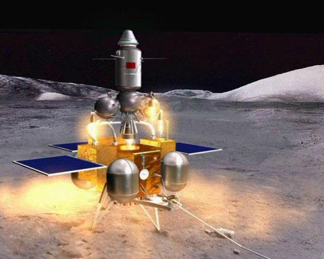 Китай всё ближе к высадке на Луне
